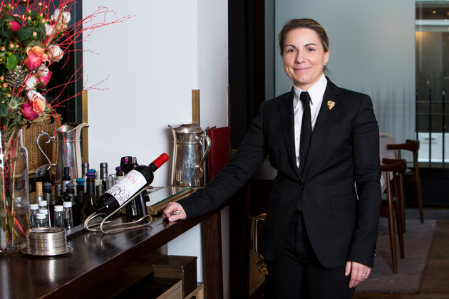 Laure Patry, executive head sommelier, The Social Company, London