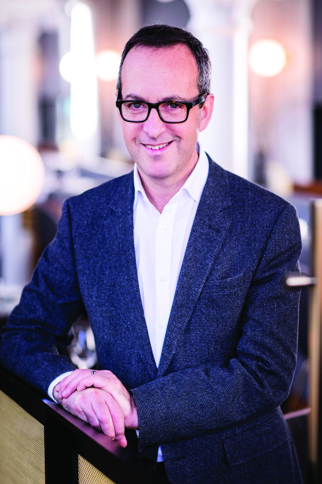 David Loewi, co-founder, D&D Restaurants, London