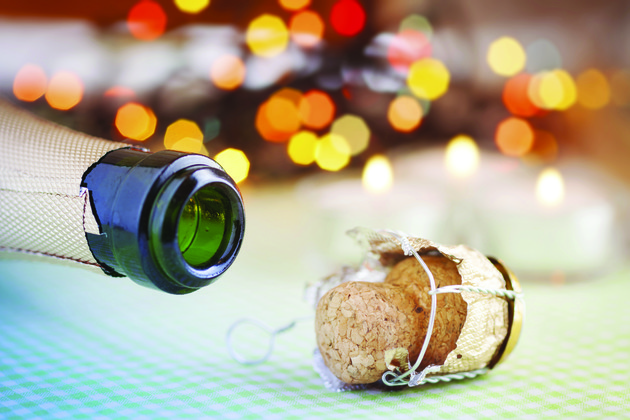 Last Christmas saw sales of sparkling wine enjoy healthy growth