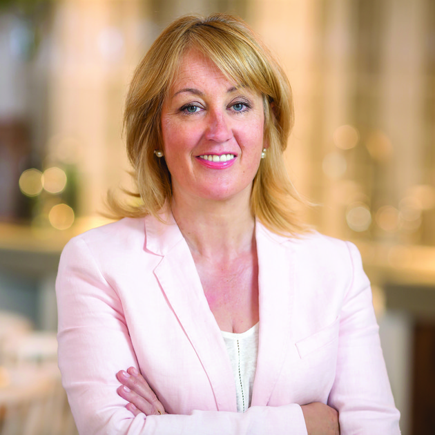 Jillian MacLean, managing director, Drake & Morgan, London