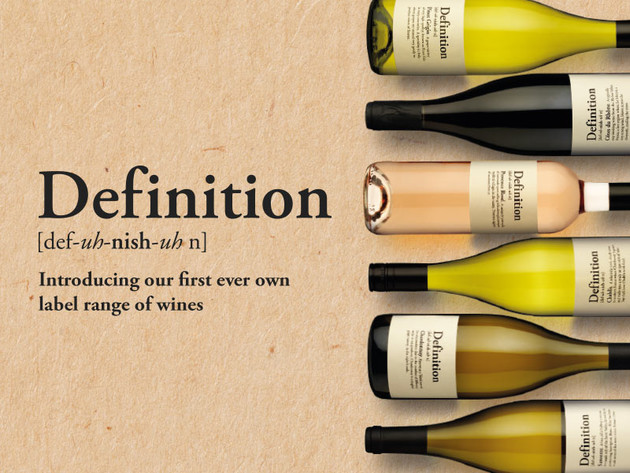 Majestic Definition Wine Range