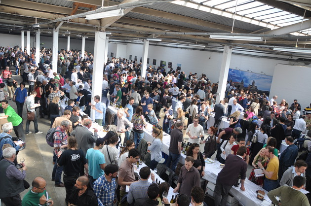 Exhibitors number rise at RAW London