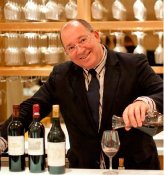 Stephen Williams, chief executive Antique Wine Company