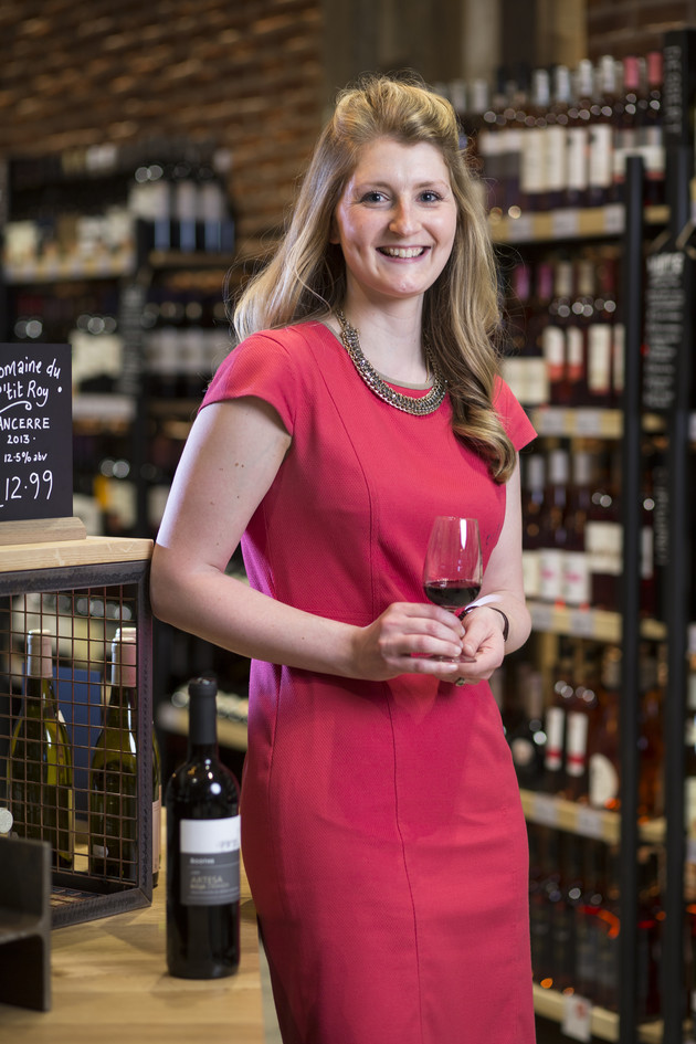 Booths wine buyer Victoria Di Muccio
