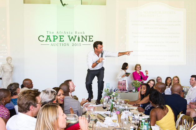 Cape Wine Auction