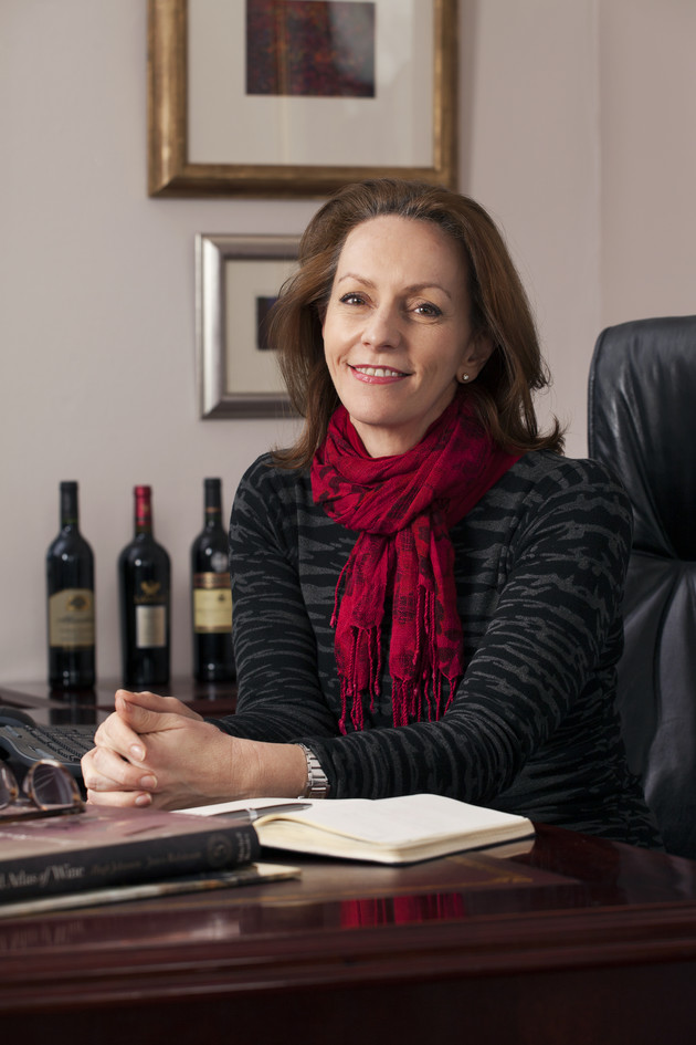 Carina Gous, chief executive officer of Distell Vineyards and Estates