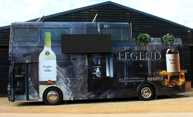 Casillero del Diablo Wine Legend UK Tour