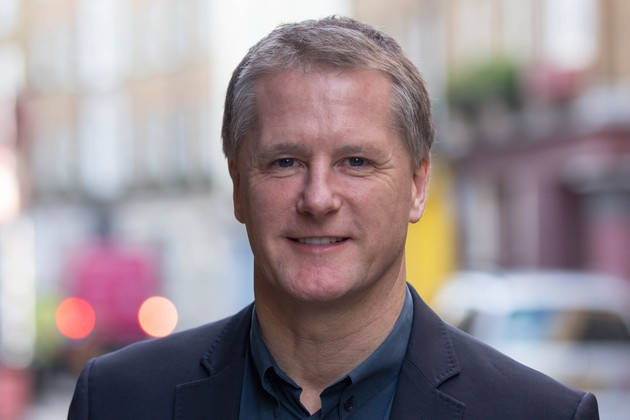 David Potts Morrisons CEO