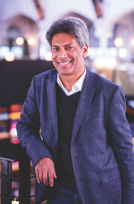 Des Gunewardena, co-founder, D&D Restaurants, London