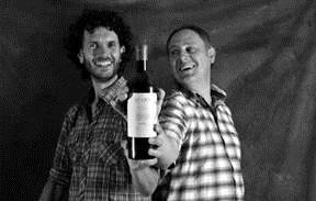 Luc Torrecilla and Pascal Bergé winemakers behind Le Lien