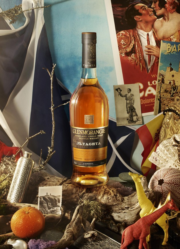 Glenmorangie launches its first corwd-sourced whisky Taghta