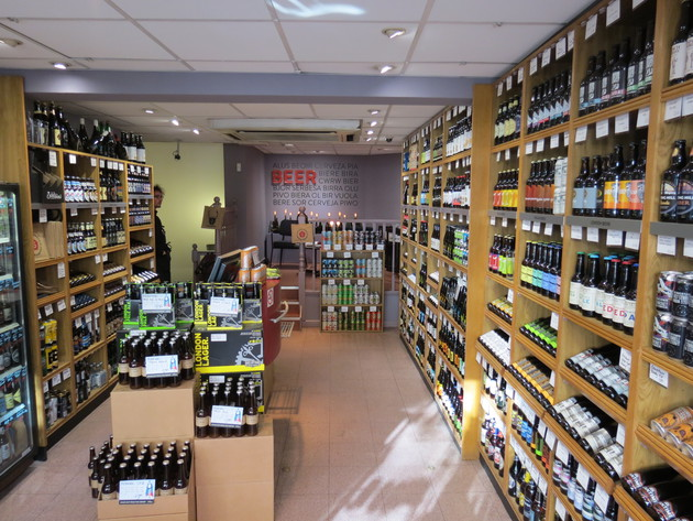 Oddbins Beer Shop