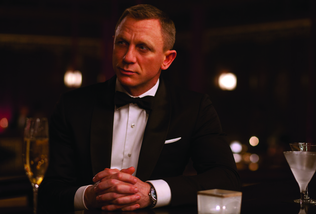 Bond tribute for Benevolent's Northern Ball