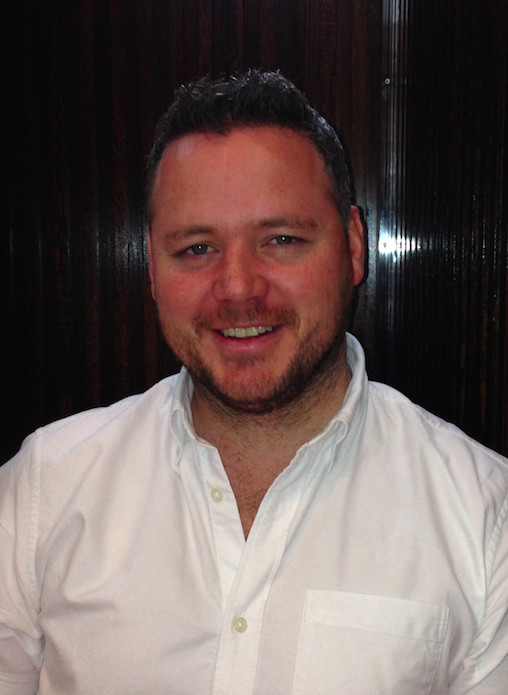 Kane Brooks, beverage manager, ETM Group, London