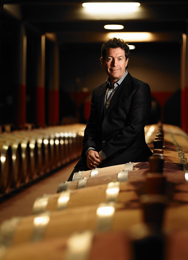 Penfolds' chief winemaker