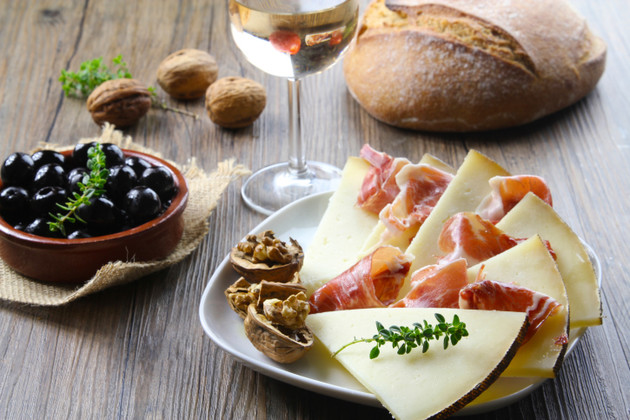 The UK continues its love affair with Spanish food and wine