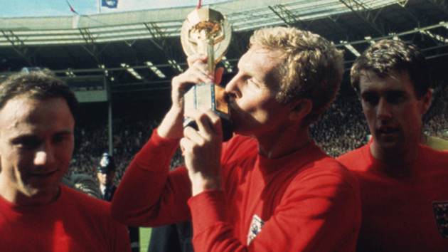 BobbyMoore and the World Cup