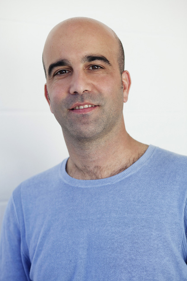 Cyrus Tchahardehi, CEO of Vinoa