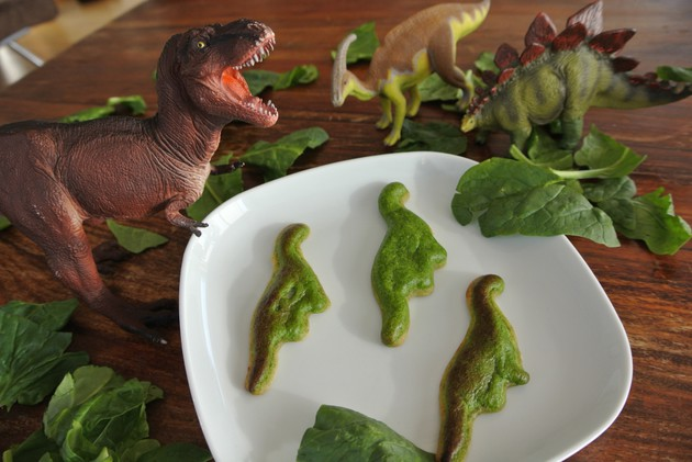 3D printed dinosaurs