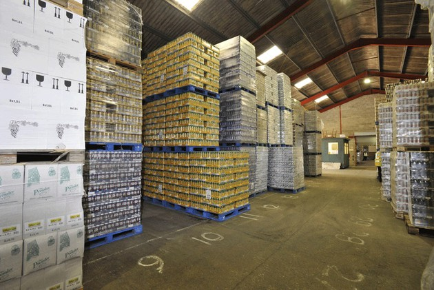 Drinks warehouses must be HMRC registered by 2017