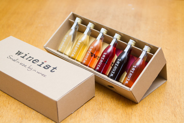 Wineist sample pack